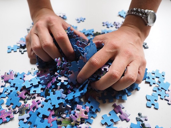 Data sufficiency questions ask whether or not you have all of the pieces to put together a mathematical puzzle.