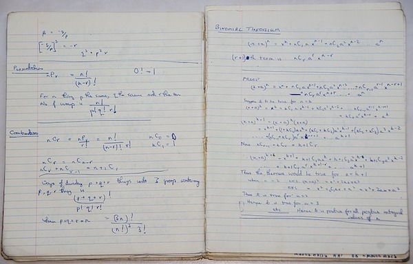 Hopefully, you kept your high school algebra notes. Didn't think they'd come in handy again, did you?