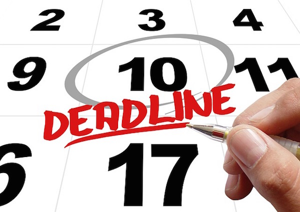 Before committing to a GMAT test date, make sure to check your deadlines for business school.
