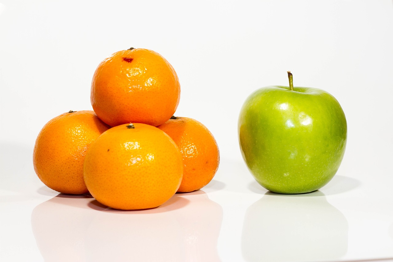 When it comes to the GMAT, don't compare apples and oranges!