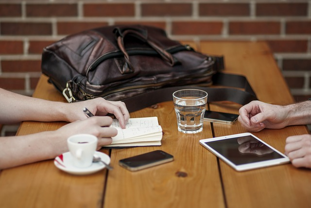 Networking with potential collaborators is one of the biggest benefits to earning an MBA.