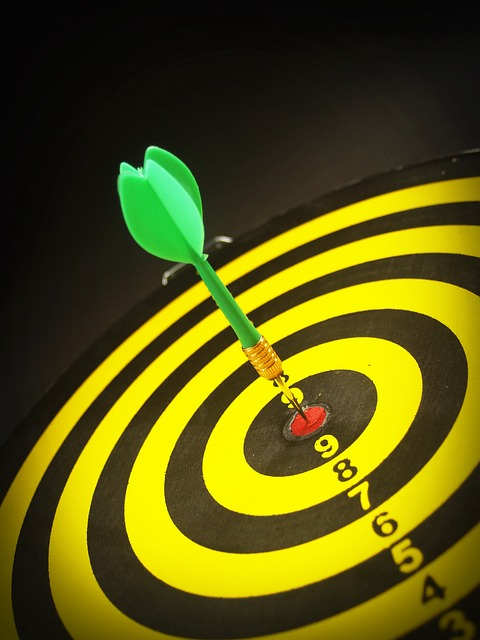 Set a target GMAT score when you start your exam prep.