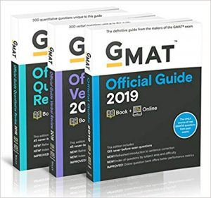 How To Study With The Gmat Official Guide 2019 Full Review