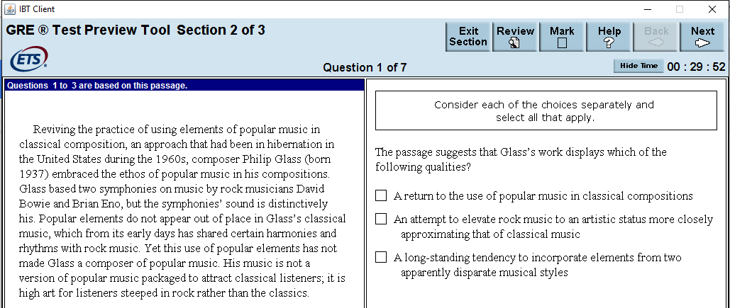 Analytical writing gre prompts synonym
