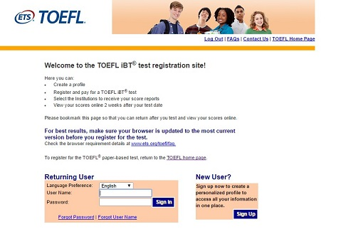 Guidelines and Techniques to Improve Your Score on the TOEFL