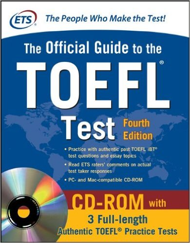 The 5 best toefl books to prepare for the exam 2017 prepscholar best toefl book to learn the format the official guide to the toefl test bodyofficialtoeflguide fandeluxe Choice Image