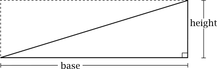 body_rectangle_triangle_area