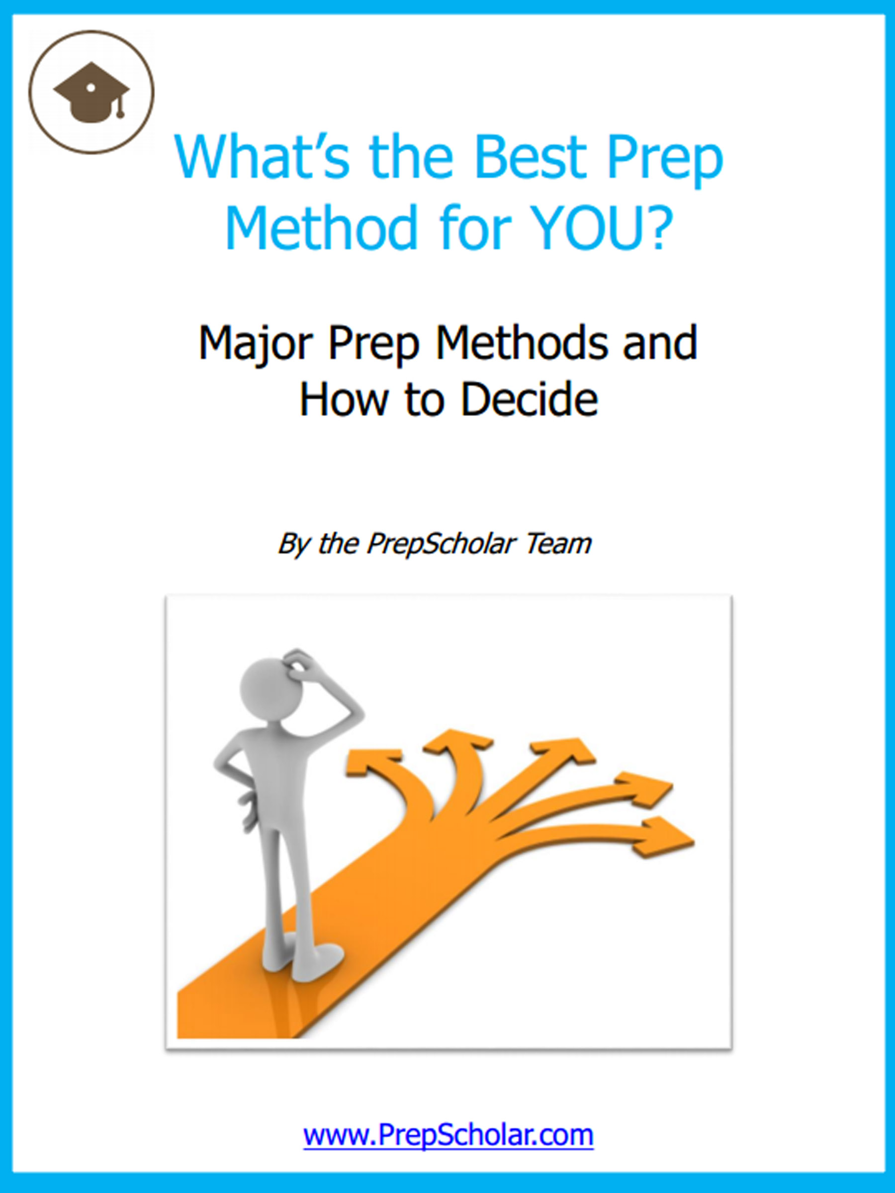 Book Cover Picture Compare ACT Prep Methods