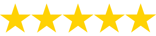 Five Star Ratings for PrepScholar