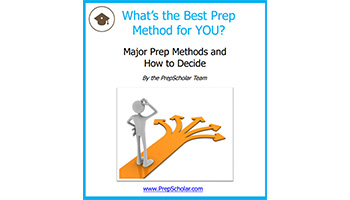 Book Cover What's the Best Prep For You